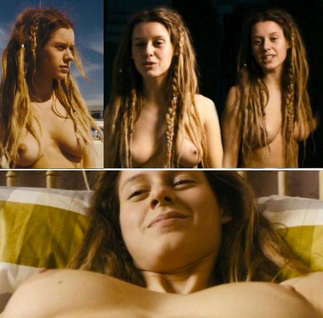 Manuela Vellés  nackt