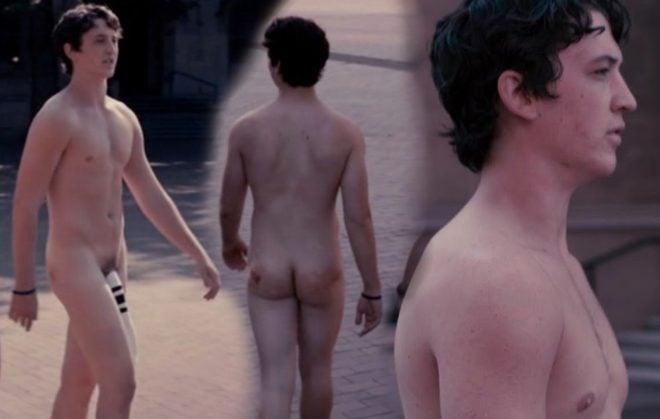 Nude miles teller Miles Teller