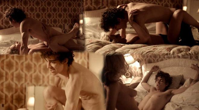 Nude actors archives