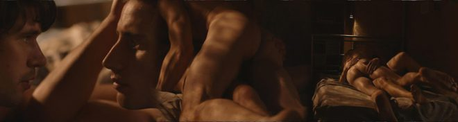 Nude ben whishaw Surge review