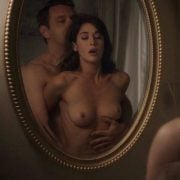 Courtney Ford Naked Shows Her Boobs In Dexter At Movienco