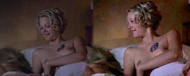 Drew Barrymore Naked In Boys On The Side Shows Her Boobs At Movienco