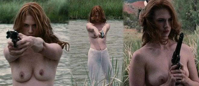 January Jones Nude Photos Sex Scene Pics