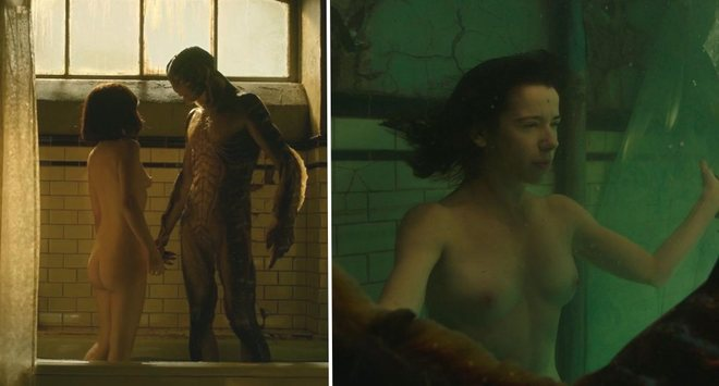 Sally Hawkins Naked In The Shape Of Water At Movienco-4743
