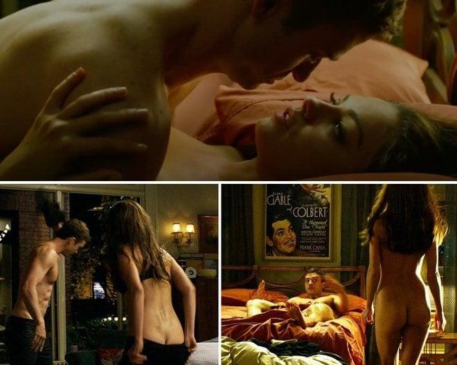 Mila kunis sex scenes