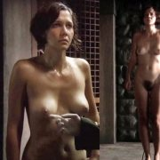 Anna Moliner Is Naked In Cathedral Of The Sea At Movienco