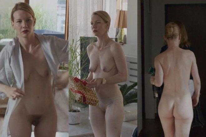 Hüller naked sandra Sandra Hüller