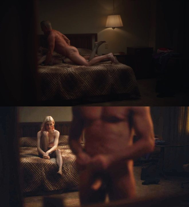Eric Dane nude showing his butt and penis in 'Euphoria'