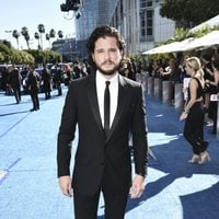 Kit Harington at the Emmys 2018 red carpet