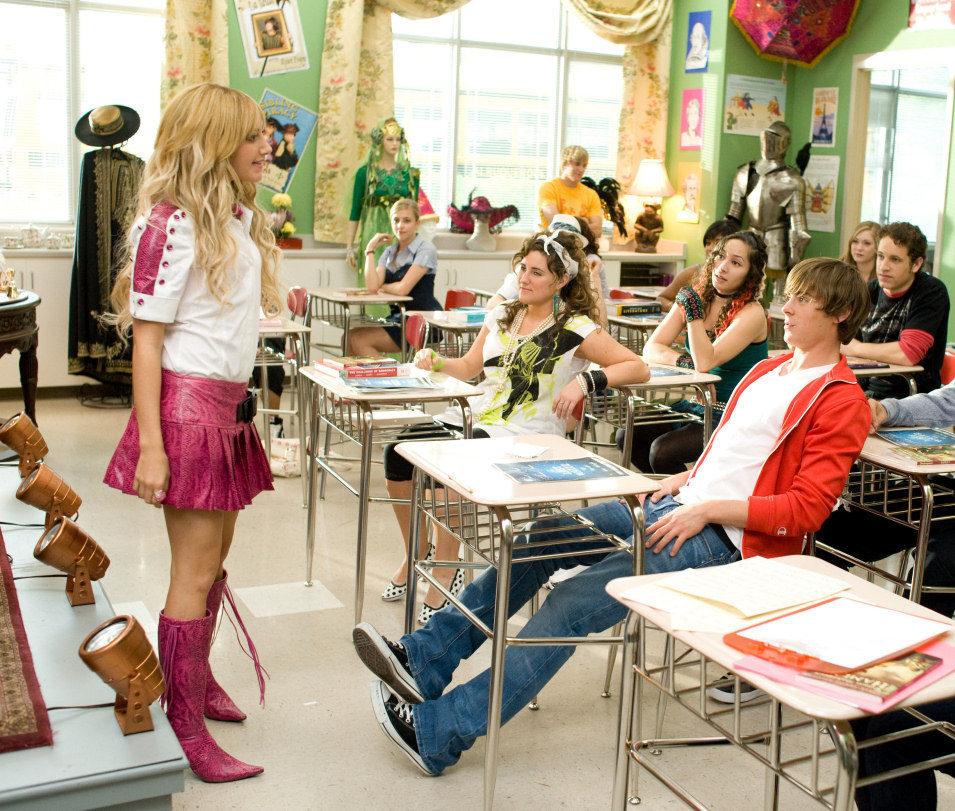 High School Musical III, fotograma 3 de 21