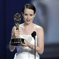 Claire Foy, Emmy Winner for Best Lead Actress in a Drama Series for 'The Crown'