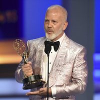 Ryan Murphy, Emmy Winner for Outstanding Limited Series for 'American Crime Story: Versace'