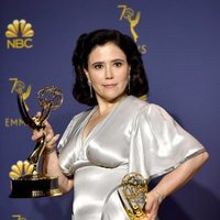 Alex Borstein, Emmy Winner for Best Supporting Actress Comedy for 'The Marvelous Mrs. Maisel'