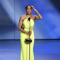 Regina King, Emmy Winner for Best Lead Actress in a Limited Series for 'Seven Seconds'