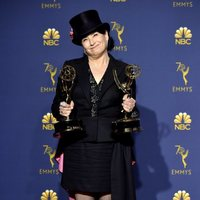 Amy Sherman-Palladino, Emmy Winner for Best Writing and Directing in a Comedy Series for 'The Marvelous Mrs. Maisel'