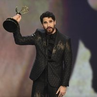 Darren Criss, Emmy Winner for Best Lead Actor in a Limited Series for 'American Crime Story: Versace'