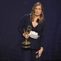 Merritt Wever, Emmy Winner for Best Supporting Actress in a Limited Series for 'Godless'