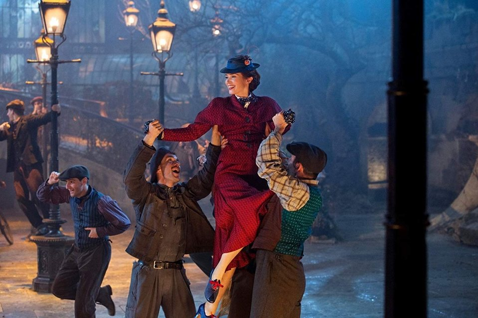 Mary Poppins Returns, fotograma 8 de 12