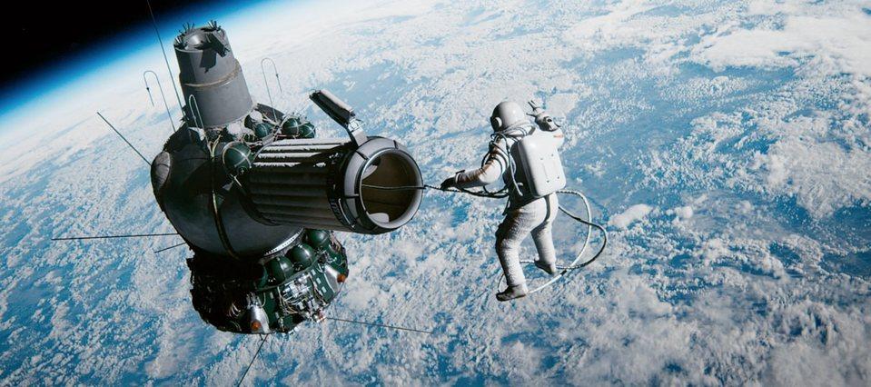 Spacewalker, fotograma 12 de 18