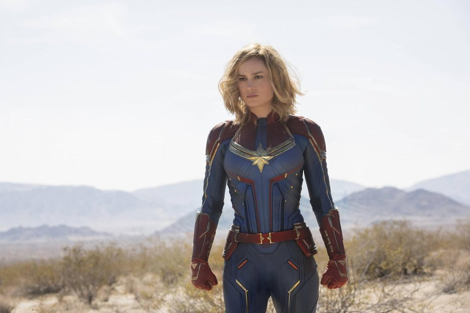 Captain Marvel, fotograma 1 de 56