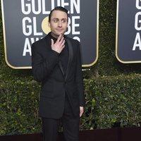 Kieran Culkin at the Golden Globes 2019 red carpet