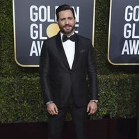 Edgar Ramirez at the Golden Globes 2019 red carpet