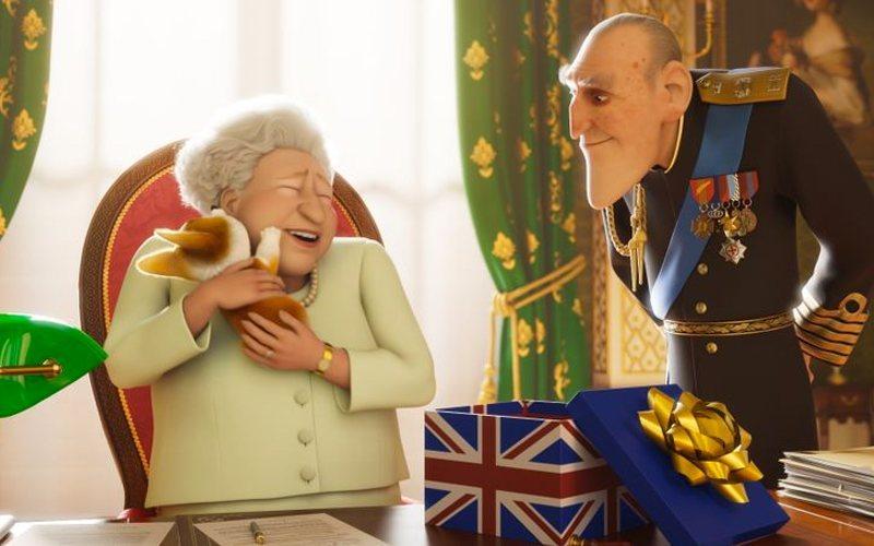 The Queen's Corgi, fotograma 4 de 24