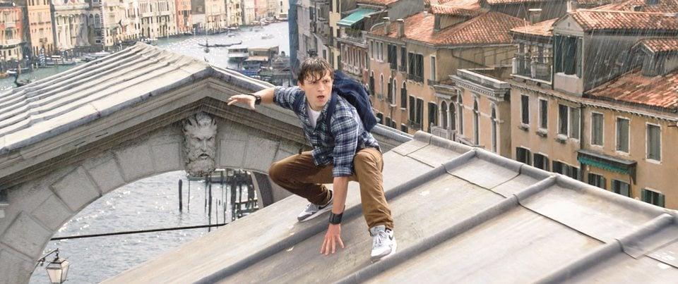 Spider-Man: Far From Home, fotograma 1 de 19