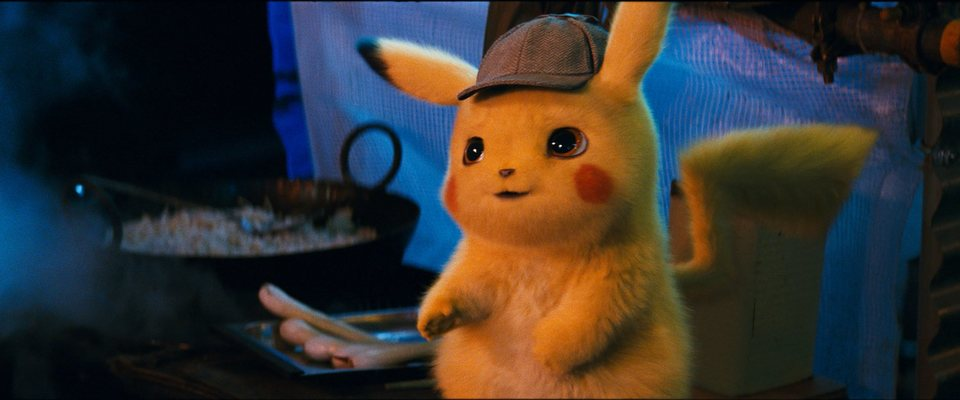 Detective Pikachu, fotograma 2 de 9