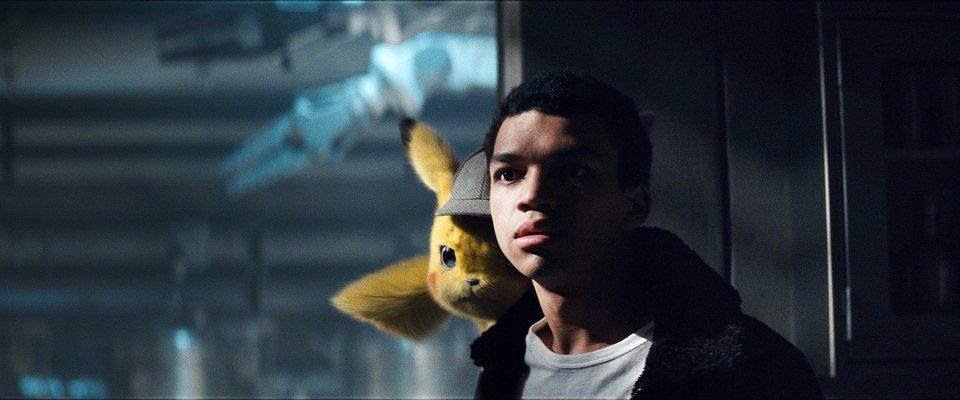 Detective Pikachu, fotograma 1 de 9