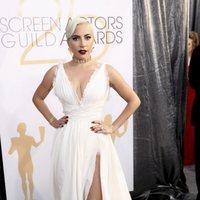 Lady Gaga at the 2019 SAG Awards red carpet