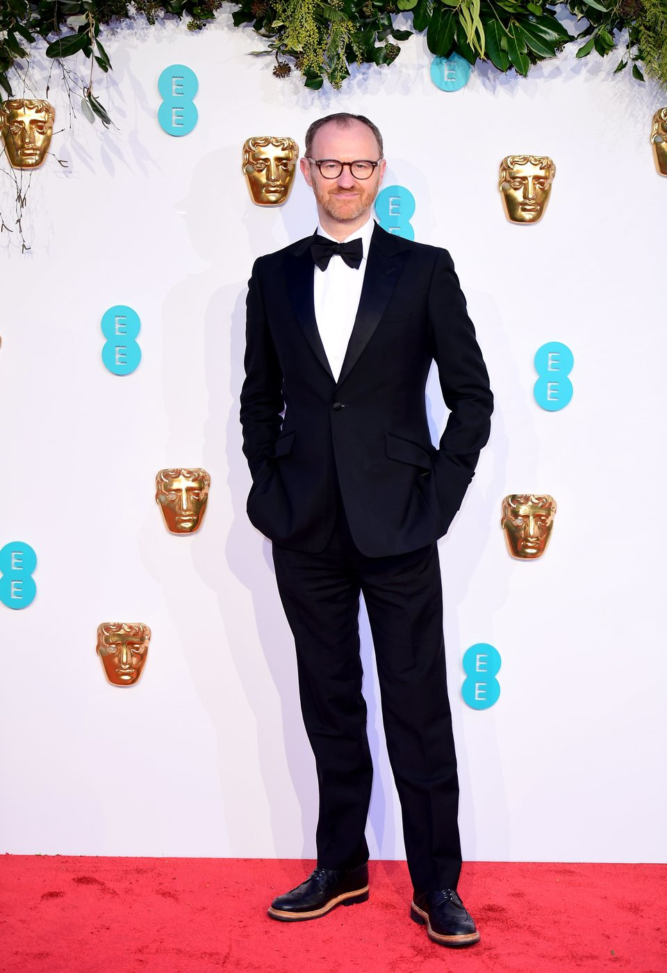 Mark Gatiss at the BAFTAs 2019 Red Carpet