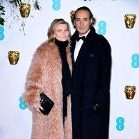 Alexandre Desplat at the BAFTAs 2019 Red Carpet