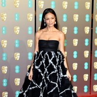 Thandie Newton at the BAFTAs 2019 Red Carpet