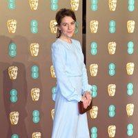 Gemma Whelan on BAFTA's red carpet 2019