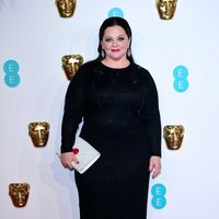 Melissa McCarthy at the BAFTAs 2019 red carpet