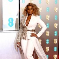 Mary J. Blige at the BAFTAs 2019 Red Carpet