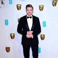 Richard Madden at the BAFTAs 2019 red carpet