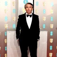 Steve Coogan at the BAFTAs 2019 Red Carpet