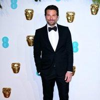 Bradley Cooper at the BAFTAs 2019 Red Carpet