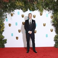Alfonso Cuarón at the BAFTAs 2019 Red Carpet