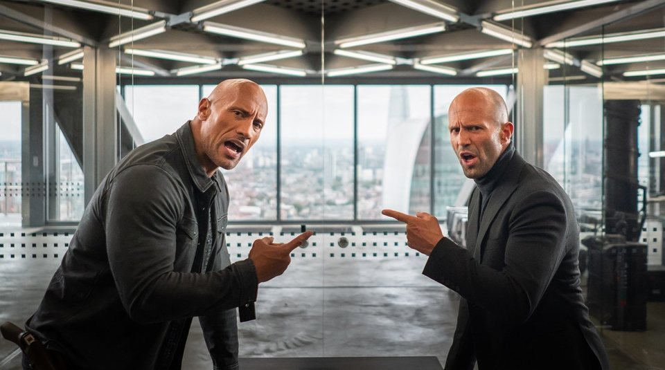 Fast & Furious: Hobbs & Shaw, fotograma 2 de 39