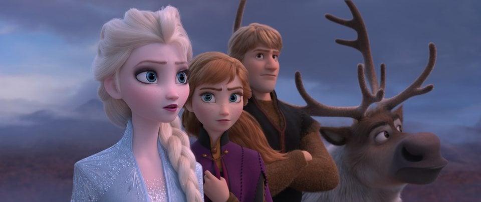 Frozen 2, fotograma 1 de 18