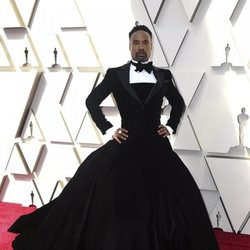Billy Porter at the Oscars 2019 red carpet