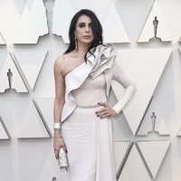 Nadine Labaki at the Oscars 2019 red carpet