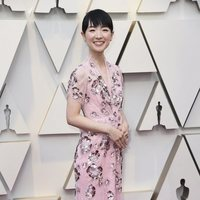 Marie Kondo at the Oscars 2019 red carpet