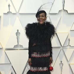 Cicely Tyson on the red carpet at the Oscars 2019