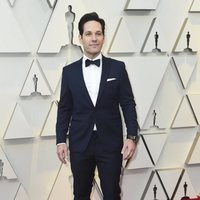 Paul Rudd on the red carpet at the 2019 Oscars