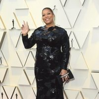 Queen Latifah on the red carpet at the Oscars 2019
