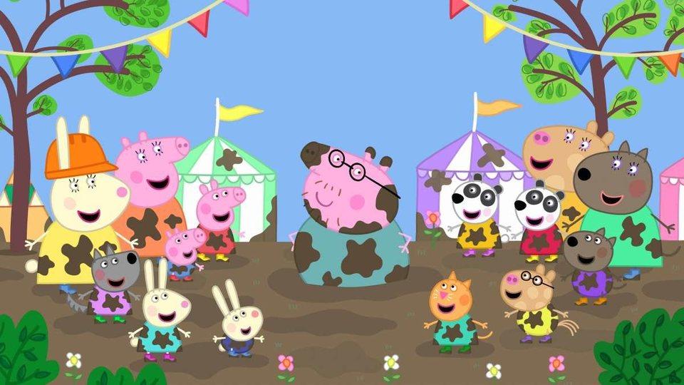 Peppa Pig: Festival of Fun, fotograma 7 de 11